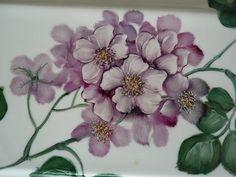 Porcelain Painting by Norehan - Kelopak Gallery (On), via Flickr