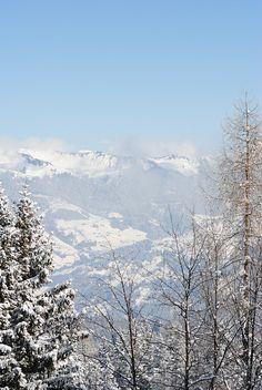EDEN destination in Austria - große Walsertal in winter