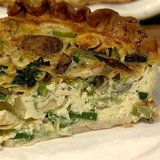 Caramelized Onion Spinach Quiche Daphne Oz