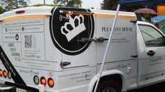 Pleasant House Bakery food truck (baked goods)
