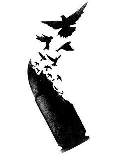 trash polka birds - Google zoeken