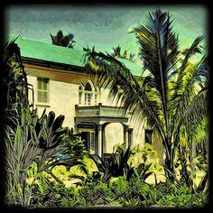 Hulihe'e Palace in Kailua-Kona
