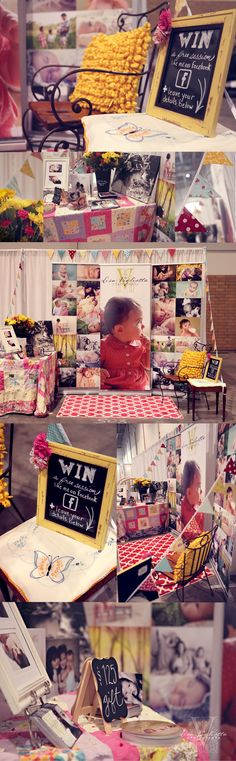 Lisa Vigliotta Photography Trade Show Booth at The Baby Show in Toronto -  Fall 2014  -  www.lisavigliotta.com   -  Natural Light On Location Storytelling Photography