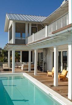 Sullivan's Oceanfront Contemporary — Herlong Architects | Architecture + Interior Design