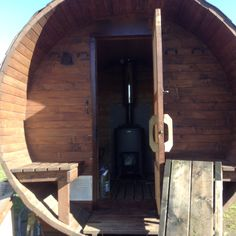82 Mobile saunas of Finland – Ruusis Mobile Sauna, Building A Sauna, Wood Fuel, Small Trailer, Saunas, Heating Systems, Finland, Firewood, Steam Room