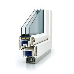 Doskonałe #okna #energooszczędne profil PCV Elite
