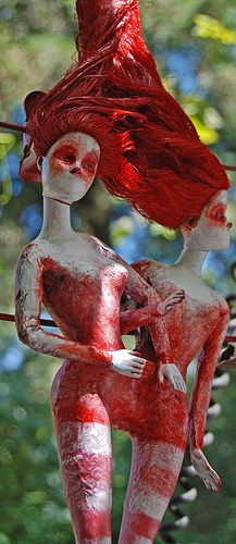 Popsicle Twins Strawberry by tricia_anders, via Flickr
