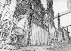 hitodama:  From Studio 4°C Taiyō Matsumoto's Tekkonkinkreet
