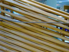 Hermes boutique Paris 2015, Hermes, Boutique, Wood, Crafts, Manualidades, Woodwind Instrument, Timber Wood, Trees