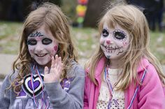 El Dia de los Muertos at Cheekwood I Photography by Caitlin Harris