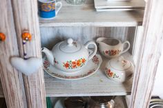 167_27 Tea Pots, Home, Deco, Decoracion, Boho Deco, Settings, New Homes, Kitchen