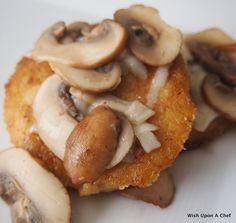 Wish Upon A Chef: Polenta Cakes