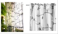 ikea gardinenstangen z b irja gardinenstangen set in. Black Bedroom Furniture Sets. Home Design Ideas
