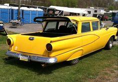 Double Cab Ranchero