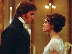 Pride & Prejudice (2005) - Elizabeth & Darcy