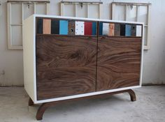 Salvaged & Refined: Modern Warehouse Furniture By Fin Art Co.