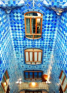 the nicest pictures: Antoni Gaudí, Casa Batlló