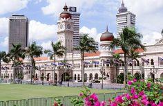 Stadhuis In Kuala Lumpur (maleisië)!!