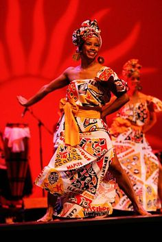 Viver Brasil brings Afro-Brazilian dance, music and storytelling.