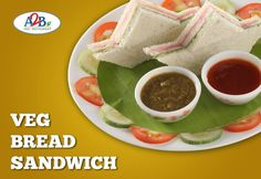 After a stressful day, spend some amazing time with family and friend and treat yourself to mouthwatering sandwiches at Adyar Ananda Bhavan  #AdyarAnandaBhavan #Food #Foodie #Foodiechats #vegetarian