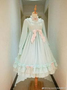 Icing Wardrobe Caster Sugar Sweets one piece dress preview - http://weibo.cn/u/5476411852