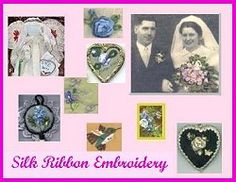Silk Ribbon Embroidery - Room 102 - Crafty College useful ideas and hints