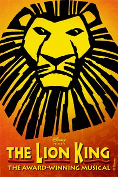 The Lion King at Lyceum Theatre, London