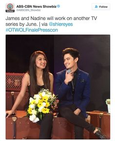James Reid and Nadine Lustre set to star in a new teleserye by June 2016 | CHISMS.net | Page 2