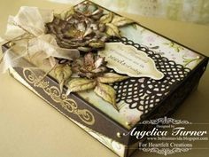 Altered Box by AngelicaTurner