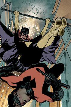 Batgirl :: 3 (New 52)
