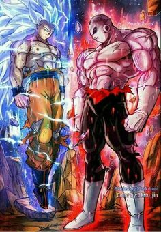 Never forget the amazing fight between them .t he only two legends to surpass the power of God 🔥🔥🔥🔥 Dragon Ball Gt, Dragon Ball Image, Dragonball Goku, Goku Vs Jiren, Foto Do Goku, Goku Drawing, Animes Wallpapers, Snitch, Black Dragon