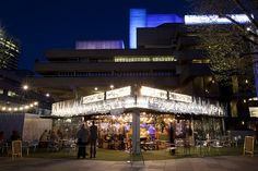 Propstore | National Theatre | South Bank, London