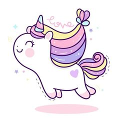 Find Cute Unicorn Vector Pony Child Cartoon stock images in HD and millions of other royalty-free stock photos, illustrations and vectors in the Shutterstock collection. Unicorn Kids, Unicorn Art, Cute Unicorn, Unicorn Birthday, Cute Cartoon Faces, Cartoon Kids, Unicornios Wallpaper, Kawaii Wallpaper, Cute Kawaii Drawings