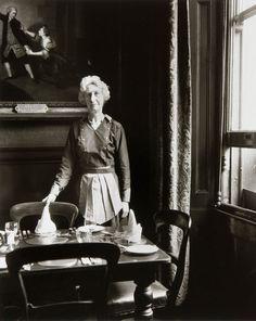 Waitress, Garrick Club, London, 1962. By Evelyn Hofer  https://www.pinterest.com/choodleumma/another-time-another-place/