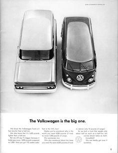 Volkswagen Ad - Big One