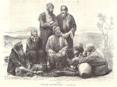 Types de Constantinople - Israélites