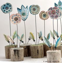 1 million+ Stunning Free Images to Use Anywhere Clay Art Projects, Ceramics Projects, Clay Crafts, Diy And Crafts, Arts And Crafts, Ceramic Flowers, Clay Flowers, Creation Deco, Paperclay