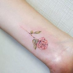 tattoos for men amp women tattooblend more small pink rose tattoo ...