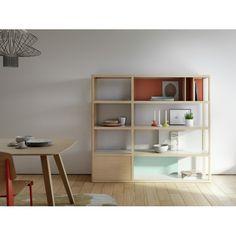 meuble cubes de rangement lauki 1 - treku | cubes - Meuble Tv Composable Design