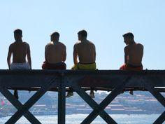 Weekend Guide to Porto : Fun Things To Do in Porto #porto Dom Luis bridge Portugal