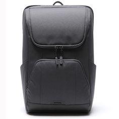 HTML Laptop Backpack for Men - S. Korea College School Bag Rucksack , Front zip pocket and Side 2 zip Pockets Laptop Compartment Backpack Store, Laptop Backpack, Leather Backpack, Trendy Backpacks, College School, Branded Bags, Fashion Backpack, Women, Brand Name Purses