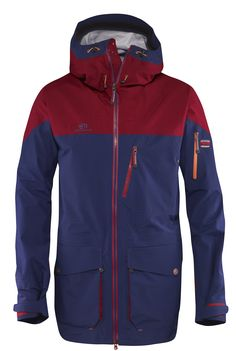 Elevenate M Backside Jacket Blueprint - Skijakker - Jakker - Herre - Produkter