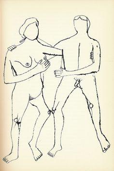 Ben Shahn, Adam and Eve