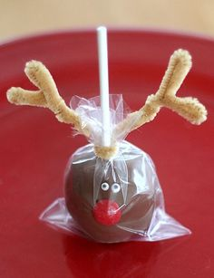 Cute idea for Christmas favors