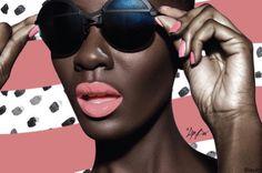 10 Black Owned Vegan And Cruelty Free Makeup Brands You Need To Try Black Girl Makeup, Girls Makeup, Vegan And Cruelty Free Makeup Brands, Black Owned Makeup Brands, Lip Bars, Dark Skin Girls, Beauty Companies, Vegan Makeup, Organic Beauty