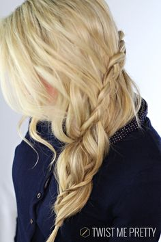 Carousel Braid by Twist Me Pretty