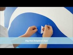 Cheap Home Decor Ideas : Unique Wall Painting Ideas --- Nopenmural - YouTube
