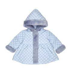 e6f20c7510caa4 Shop the Patachou Faux FurHooded Coat at Harrods. Shop online at  harrods.com