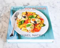"""Herbivoracious"" by Michael Natkin ... for your veggie friends. @AJ McKee"