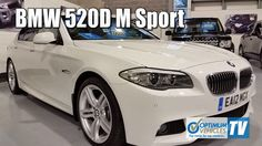 BMW 520D M Sport EA12MGX at Optimum Vehicles